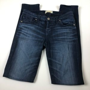 Big Star 28R dark wash jeans